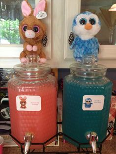 4 Most Creative Beanie Boo Birthday Party Ideas  - Ty introduced Beanie Boos in June 2009. These cuties are the same with the well-known Best Selling Amazon Beanie Babies but the only difference is tha... -  1c13c53a609fe3ca1cd17fdd99b92722 .