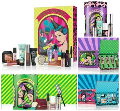 What has Santa Sephora brought for Christmas 2015 - Benefit edition