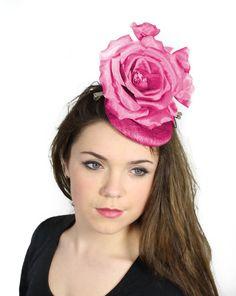 Grog Ascot Fascinator Hat With Headband - Lime: Amazon.co.uk: Clothing