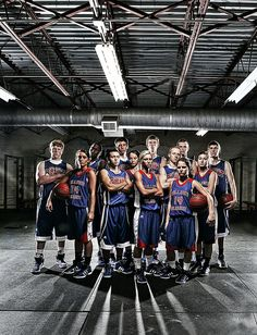 William Blount Seniors by Travis Green Photography, via Flickr