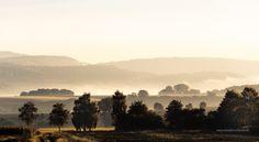 Das Weserbergland von seiner schönsten Seite mitten im Herbst...