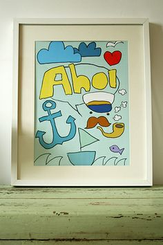Tante Tin Ahoi Poster