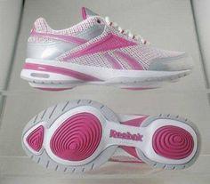 da07e9f8fa50 Reebok Women s Easytone Reenew Fitness Shoe White Silver Berry (10) Reebok.   59.90