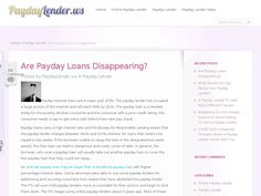 Do payday loans boost credit photo 4