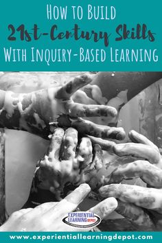 Inquiry-based learning is a highly effective way to incorporate 21st-century skill building into your high school curriculum, whether that be in a classroom or from home. Critical thinking, creativity, and problem-solving among others, are organically infused in inquiry learning experiences. Take advantage! #inquirybasedlearning