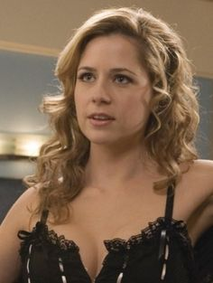 Join. the office pam jenna fischer fakes phrase necessary