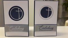 Einladung zur Erstkommunion Nest Thermostat, First Communion, Invitations