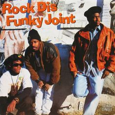 poor righteous teachers   POOR RIGHTEOUS TEACHERS / ROCK DIS FUNKY JOINT - TWO-THREE,RECORDS