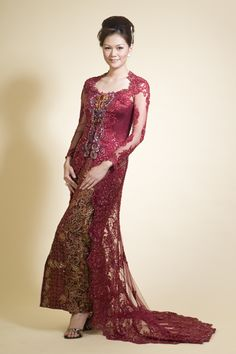 Kebaya Wedding Dress On sale.Visit: www.jayakebaya.com