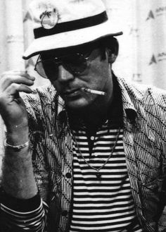 20-Year-Old Hunter S. Thompson's Superb Advice on How to Find Your Purpose and Live a Meaningful Life