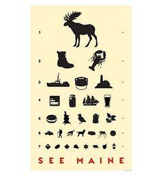 Eye Chart!