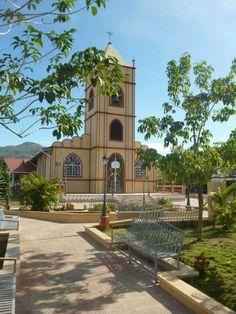 PROVINCIA DE VERAGUAS..... LA HERMOSA IGLESIA DE CAÑAZAS WELCOME TO PANAMA!!!!