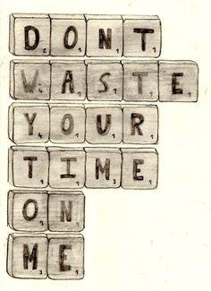 You're already the voice inside my head...(Blink 182 - I Miss You) (slan mo fada cheann)