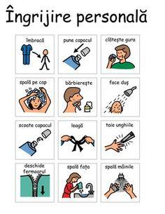 PECS - Resurse multimedia – terapie in autism Pecs Pictures, Romanian Language, Homework Sheet, Kids Education, Pre School, Speech Therapy, Activities For Kids, Homeschool, Romania