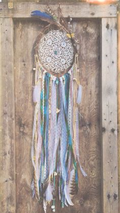 Large Boho Dreamcatcher
