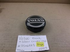 1992-2014 Volvo 40 50 60 70 80 XC90 V70 V50 XC70 wheel center cap 3546923   3957 #VOLVO