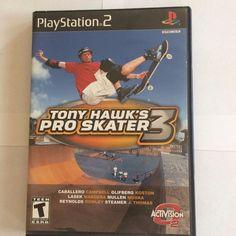 Tony Hawk's Pro Skater 3 Greatest Hits (Sony PlayStation 2, 2002)
