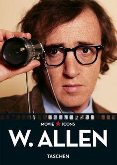 Woody Allen. TASCHEN Books (Icon)