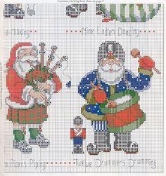 12 days of Santa   7/8