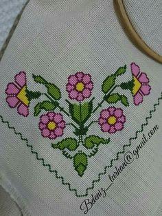 Cross Stitch Boards, Cross Stitch Rose, Cross Stitch Flowers, Blackwork Embroidery, Cross Stitch Embroidery, Cross Stitch Designs, Cross Stitch Patterns, Crochet Flower Squares, Crochet Decoration