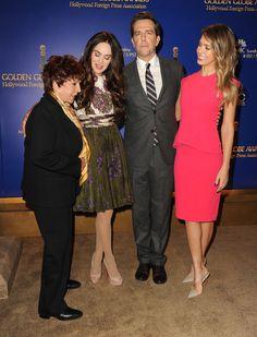 Jessica Alba Photo - The Golden Globe Nominations