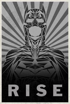 More geometric Batman!