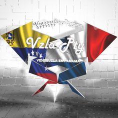 Otra #vista del #diseñografico #logo de los panas de @vzla.pty realizado por #PubliCastilla en #cinema4d #c4d #vzla #pty #venezuela #ilustracion #likes #like4like  #siguenos #goodmorning #instagram @hugocastellano1991 by publicastilla