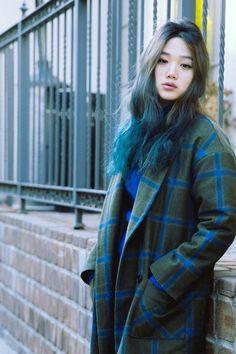 Cho Eunhee. Rintitch. Coat