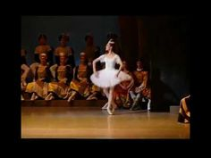 (76) Raymonda act 3 variation - 9 ballerinas for comparison - YouTube Ballet  Performances f04895e84