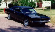 3. 1969 Dodge Charger