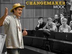 How to Change the World? In Changemaker MOOC you will learn how you make a project to solve a social challenge from an idea. In German language. Social Entrepreneurship, Social Challenges, Change Maker, German Language, Change The World, Nerdy, Free, Further Education, Learning