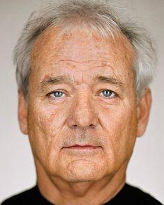 Bill Murray by Martin Schoeller