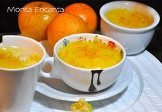 Bolo de laranja, na caneca, no micro ondas, porção individual, só para mim, sem sujeira