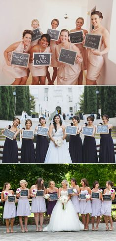 25 Fun Wedding Photo Ideas and Poses for Your Bridesmaids! Show How You Met!