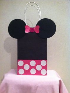 Minnie/Mickey goody bags