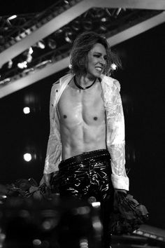 Yoshiki. Love you;)