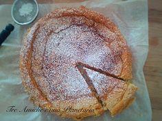 Tenerina+al+burro+e+mandorle Love Cake, Bread, Food, Essen, Breads, Baking, Buns, Yemek, Meals