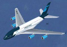 A380 de Mexicana... Nunca será...