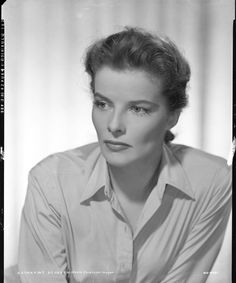 Katharine Hepburn (12 May 1907 – 29 June 2003)