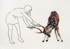 刺繍 Ana Teresa Barboza