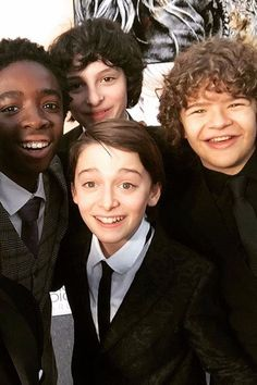The Critics' Choice Awards Is Basically the Stranger Things Cast's Personal Party