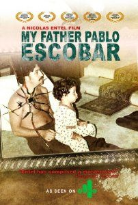 'MY FATHER PABLO ESCOBAR' tells the inside story of the life, death and legacy of Colombia's drug lord Pablo Escobar as seen through the eyes of his only son and the sons of his most prominent victims.