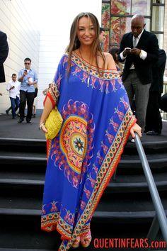 My favourite Camilla Frank kaftan