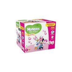 HUGGIES Подгузники Huggies Ultra Comfort для девочек Disney Box (5) 12-22 кг, 105 шт. (35х3)  — 2599р.  С первых дней жизни мальчики и девочки такие разные.  Новые подгузники Huggies Ultra Comfort созданы специально для мальчиков и специально для девочек. Для лучшего впитывания распределяющий слой в этих подгузниках расположен там, где это нужнее всего: по центру для девочек и выше для мальчиков. Huggies Ultra Comfort изготовлены из мягких материалов с микропорами, которые позволяют коже…