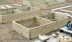 Raised Bed Gardens: How To Build the Perfect 4' x 8' Box