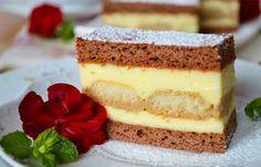 Cacao Recipes, Sweets Recipes, Cooking Recipes, Mcdonalds, Vanilla Cake, Tiramisu, Cheesecake, Cookies, Ethnic Recipes