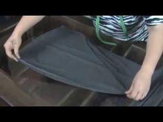 """Como trazar y confeccionar cardigans asimetrico dama """"Peticion"""" - YouTube"""