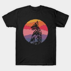 Dog Above orb - Dog - T-Shirt   TeePublic Dog, Mens Tops, T Shirt, Design, Style, Fashion, Diy Dog, Supreme T Shirt, Swag