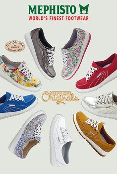 805ac65eea MEPHISTO Originals | Handmade cult shoes with a touch of nostalgia Mephisto,  Girls Shoes,