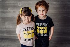 Excited to share this item from my #etsy shop: Easter Shirt Peepin it Real Peeps